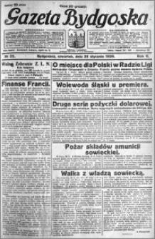 Gazeta Bydgoska 1926.01.28 R.5 nr 22