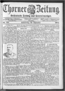 Thorner Zeitung 1904, Nr. 223 + Beilage