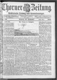 Thorner Zeitung 1904, Nr. 226 Erstes Blatt