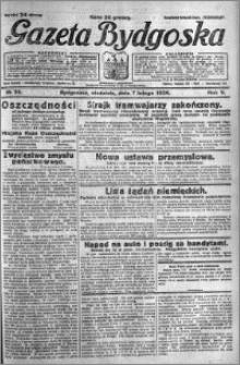Gazeta Bydgoska 1926.02.07 R.5 nr 30
