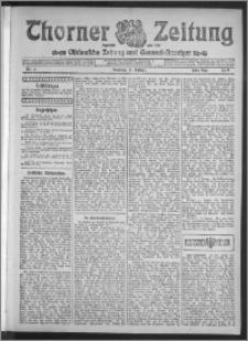 Thorner Zeitung 1909, Nr. 2 Erstes Blatt