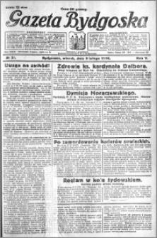 Gazeta Bydgoska 1926.02.09 R.5 nr 31