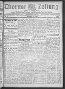 Thorner Zeitung 1909, Nr. 23 + Beilage