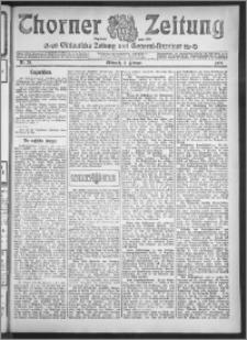Thorner Zeitung 1909, Nr. 28 + Beilage