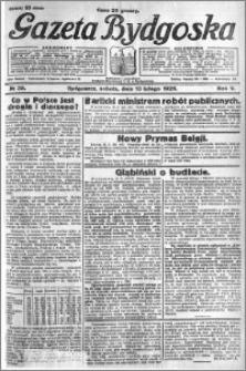 Gazeta Bydgoska 1926.02.13 R.5 nr 35
