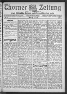 Thorner Zeitung 1909, Nr. 86 + Beilage