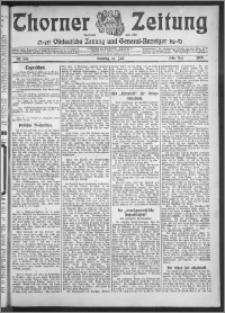 Thorner Zeitung 1909, Nr. 166 Erstes Blatt