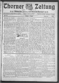 Thorner Zeitung 1909, Nr. 178 Zweites Blatt