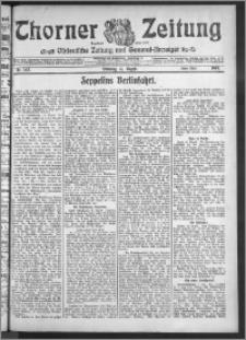 Thorner Zeitung 1909, Nr. 203 Erstes Blatt