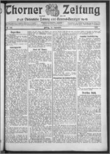Thorner Zeitung 1909, Nr. 224 + Beilage