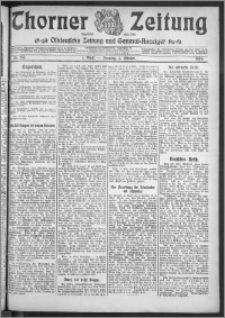Thorner Zeitung 1909, Nr. 232 Erstes Blatt + Beilage