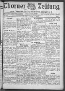 Thorner Zeitung 1909, Nr. 244 Erstes Blatt
