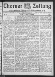 Thorner Zeitung 1909, Nr. 262 Zweites Blatt