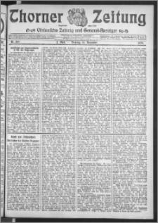 Thorner Zeitung 1909, Nr. 269 Zweites Blatt