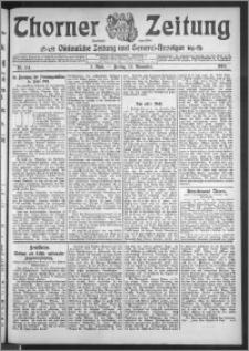 Thorner Zeitung 1909, Nr. 271 Zweites Blatt