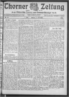 Thorner Zeitung 1909, Nr. 275 Zweites Blatt