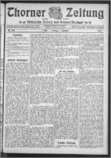 Thorner Zeitung 1909, Nr. 285 Erstes Blatt