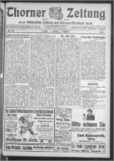 Thorner Zeitung 1909, Nr. 285 Drittes Blatt
