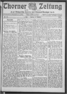 Thorner Zeitung 1909, Nr. 292 Erstes Blatt