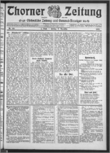 Thorner Zeitung 1909, Nr. 295 Zweites Blatt