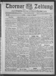 Thorner Zeitung 1909, Nr. 303 Erstes Blatt