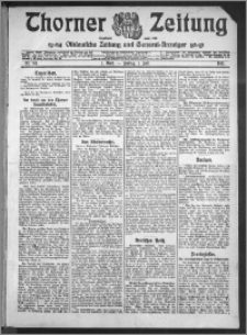 Thorner Zeitung 1910, Nr. 151 1 Blatt
