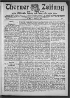 Thorner Zeitung 1910, Nr. 153 2 Blatt