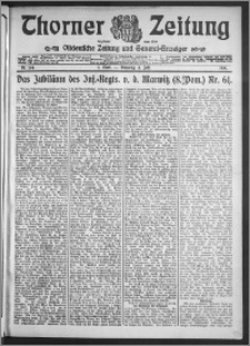 Thorner Zeitung 1910, Nr. 154 1 Blatt