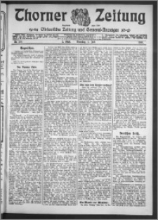 Thorner Zeitung 1910, Nr. 154 2 Blatt