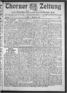 Thorner Zeitung 1910, Nr. 155 2 Blatt
