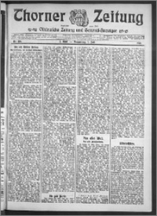 Thorner Zeitung 1910, Nr. 156 2 Blatt