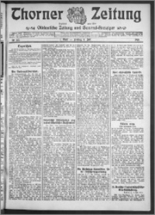 Thorner Zeitung 1910, Nr. 157 1 Blatt