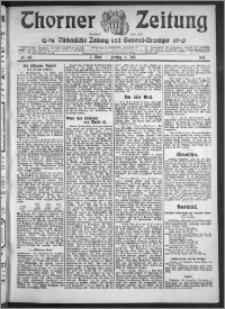 Thorner Zeitung 1910, Nr. 157 2 Blatt