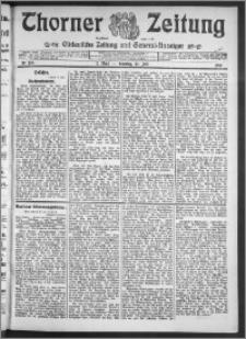 Thorner Zeitung 1910, Nr. 159 2 Blatt