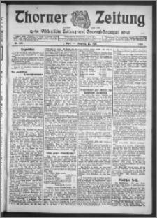 Thorner Zeitung 1910, Nr. 160 1 Blatt
