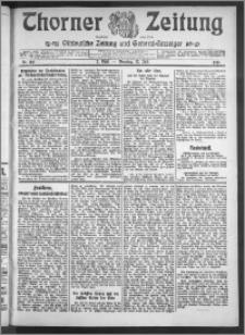 Thorner Zeitung 1910, Nr. 160 2 Blatt