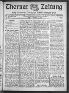 Thorner Zeitung 1910, Nr. 161 1 Blatt