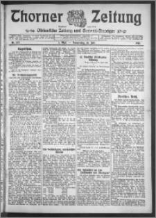 Thorner Zeitung 1910, Nr. 162 1 Blatt