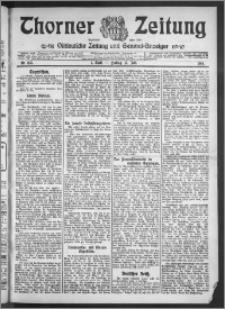 Thorner Zeitung 1910, Nr. 163 1 Blatt