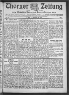 Thorner Zeitung 1910, Nr. 164 2 Blatt