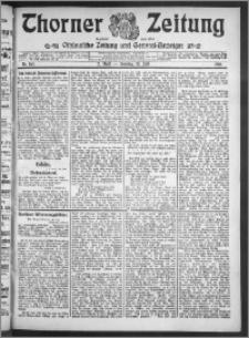 Thorner Zeitung 1910, Nr. 165 2 Blatt