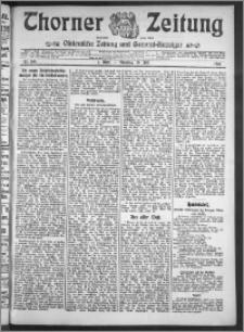 Thorner Zeitung 1910, Nr. 166 2 Blatt