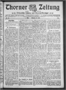Thorner Zeitung 1910, Nr. 167 1 Blatt