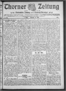 Thorner Zeitung 1910, Nr. 167 2 Blatt