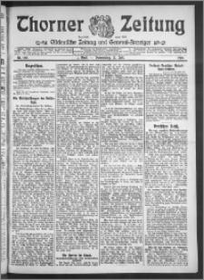 Thorner Zeitung 1910, Nr. 168 1 Blatt