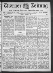 Thorner Zeitung 1910, Nr. 171 2 Blatt