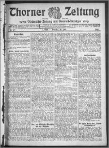 Thorner Zeitung 1910, Nr. 172 1 Blatt