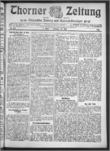 Thorner Zeitung 1910, Nr. 172 2 Blatt