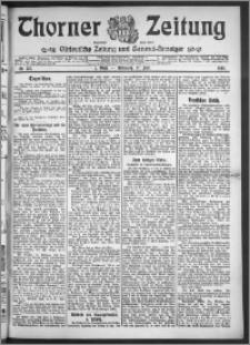 Thorner Zeitung 1910, Nr. 173 1 Blatt