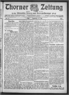 Thorner Zeitung 1910, Nr. 174 1 Blatt